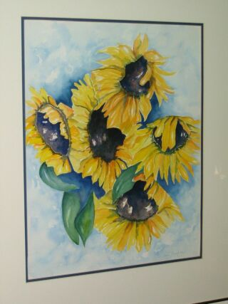 Sunflowers, a family favorite